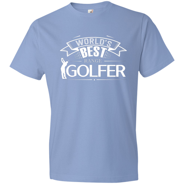 Worlds Best Range Golfer T-Shirt