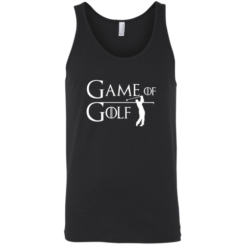 Game Of Golf  Unisex Tank Top Shirt