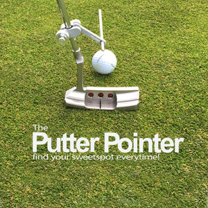 The Putter Pointer Golf Training Alignment Aid