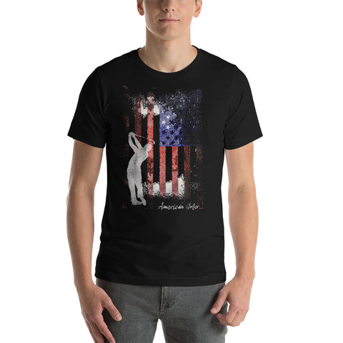 USA Golfer - Golf T-Shirt