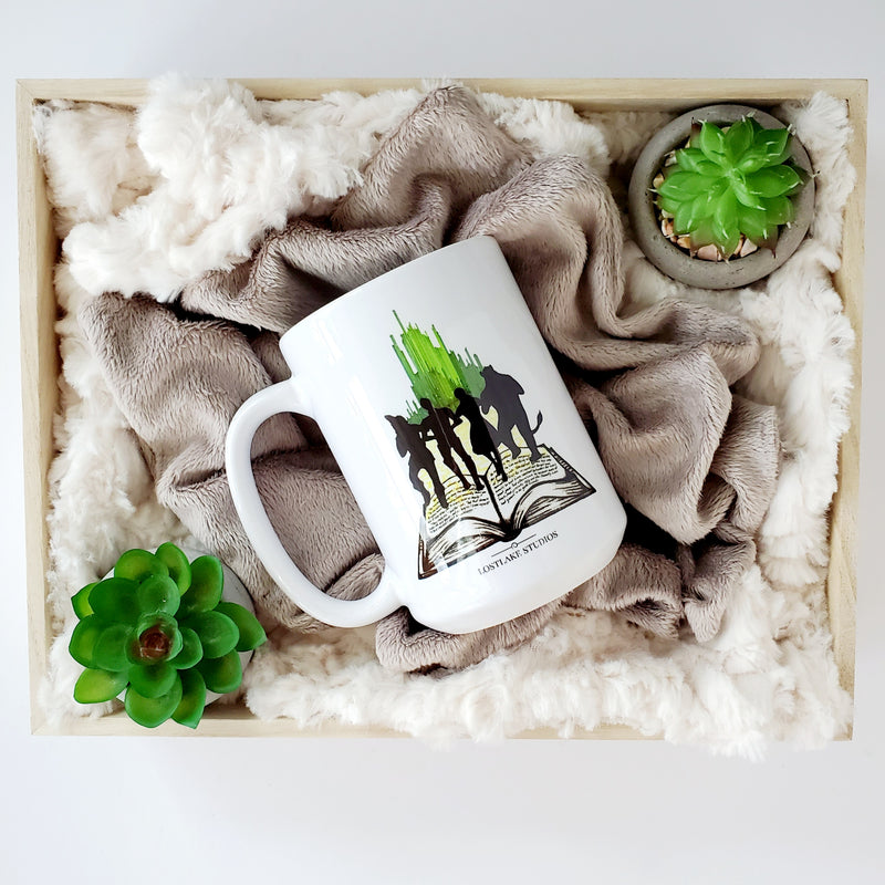 Wizard of Oz Ceramic Mug