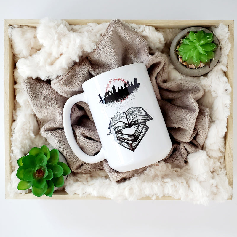 Lord of the Rings Ceramic Mug