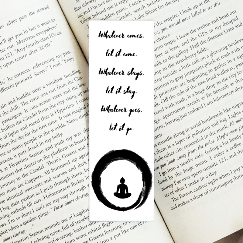The Spiritual Series Bookmark Collection