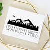 Okanagan Vibes Greeting Card