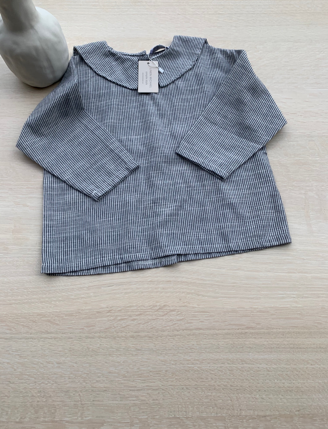 EMERSON TOP - Linen Michael