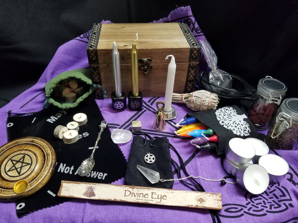 Hex's All Purpose Spell Kit