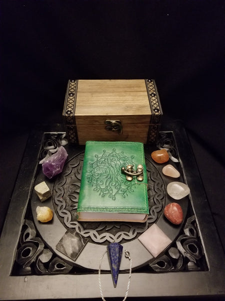 Hex Starter Crystal Box
