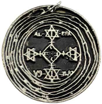 Solomon's Magic Circle amulet