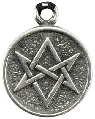 Magic Hexagram amulet
