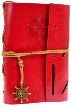 Red Compass journal