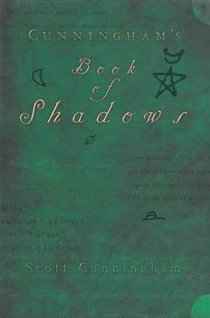 Cunningham's Book of Shadows (hc) by Scott Cunningham