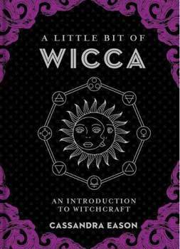 Little bit of Wicca (hc) by Cassandra Eason