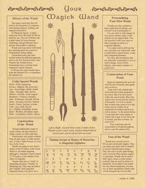 Your Magick Wand poster