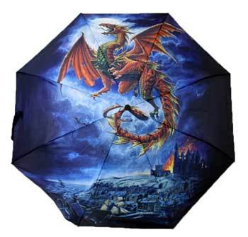 Dragon umbrella