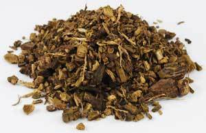 Yellow Dock Root cut 1oz  (Rumex crispus)