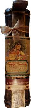 Happy Holidays 7 chakra stick & burner