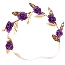 Load image into Gallery viewer, Delicate Flower headband
