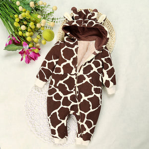 GiGi Hooded Romper