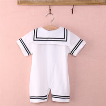 Load image into Gallery viewer, Baby Sailor Costume