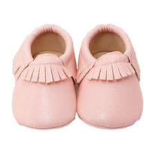 Load image into Gallery viewer, Soft Leather Baby Mocassin