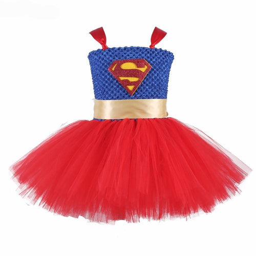 Toddler Superhero Costume