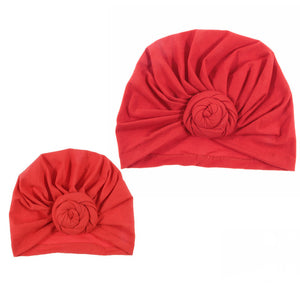 Turban hat set - Mommy and me