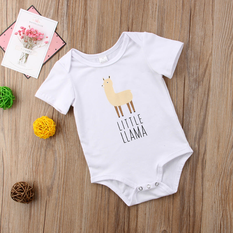 Little Lama Onesie