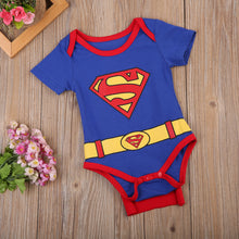 Load image into Gallery viewer, Baby Superman Onesie