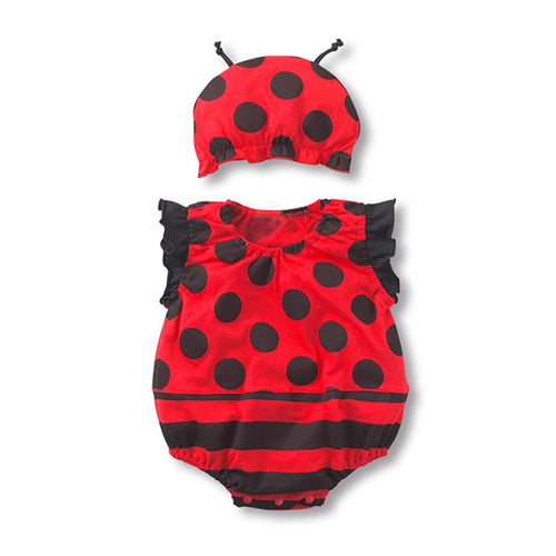 Ladybug Infant Halloween Costume