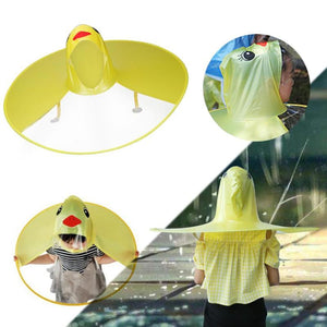 Little Yellow Ducky Raincoat