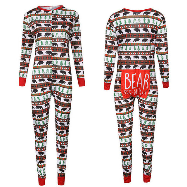 Christmas Family Jumpsuits