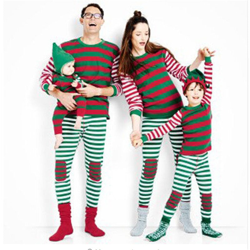 Christmas Ready Family Matching Pjs