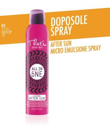 All in One After Sun - 200 ML Diroestetica