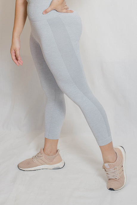 Classic 7/8 Leggings in Ash