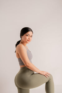 Lite Leggings in New Moss