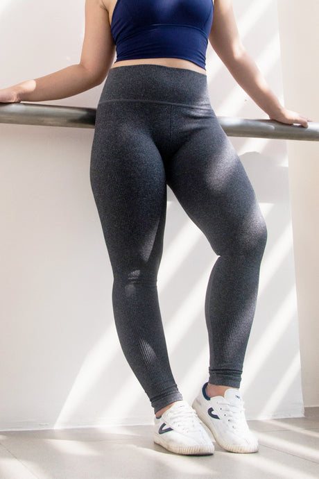 Classic Full Leggings in Slate