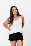Ignite Premium Collection Women's Pocket Logo Tank