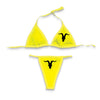 Ignite Premium Collection Classic Neon Yellow Bikini