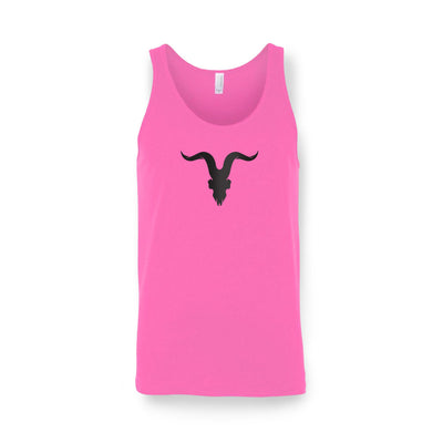'Ready for Summer' Tanks - Neon Pink with Black Logo