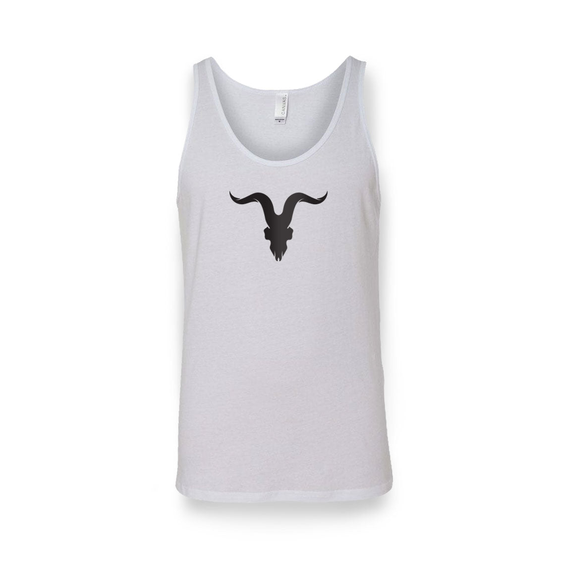 Ignite Premium Collection 'Ready for Summer' Tanks - White with Black Logo