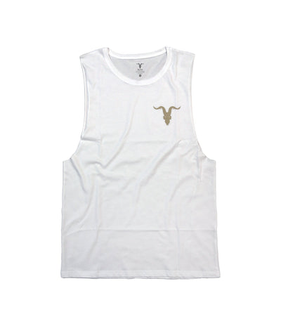 Men's Pocket Logo Sleeveless Shirt