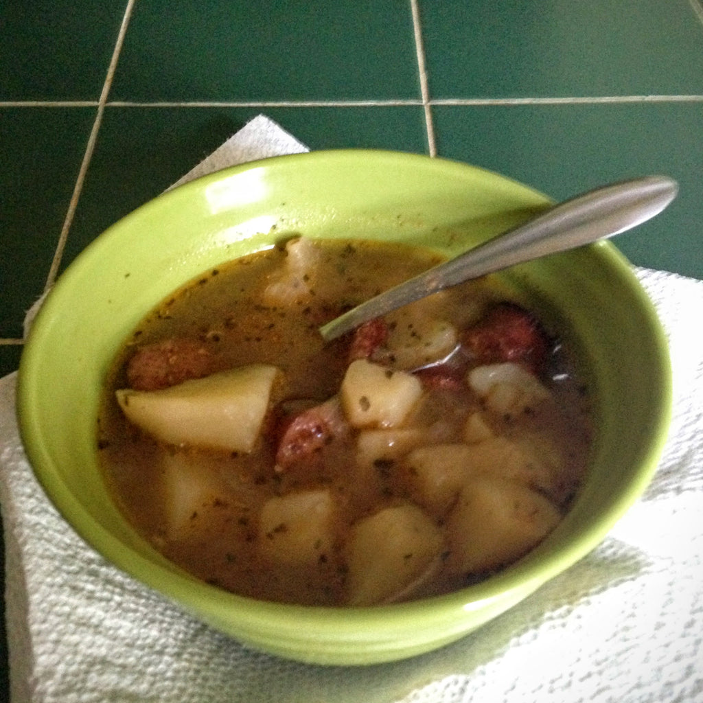 Sausage and Potato Stew