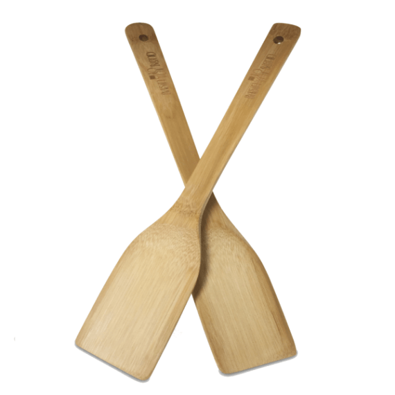 Roux paddle, for indoor Cajun cooking