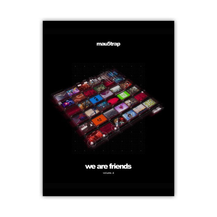 deadmau5 - We Are Friends Poster 006