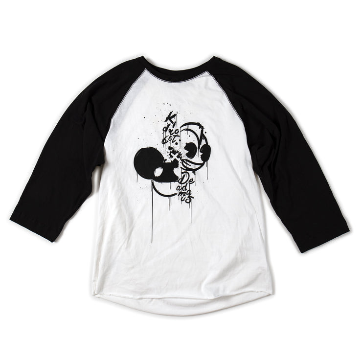 deadmau5 x Kid Robot 3/4 Sleeve Tee