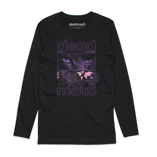 deadmau5 x meowingtons long sleeve