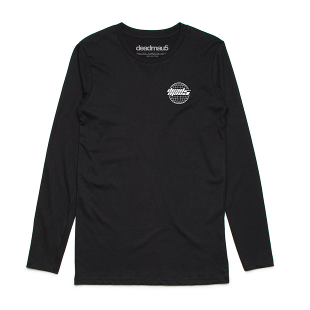 deadmau5 world long sleeve