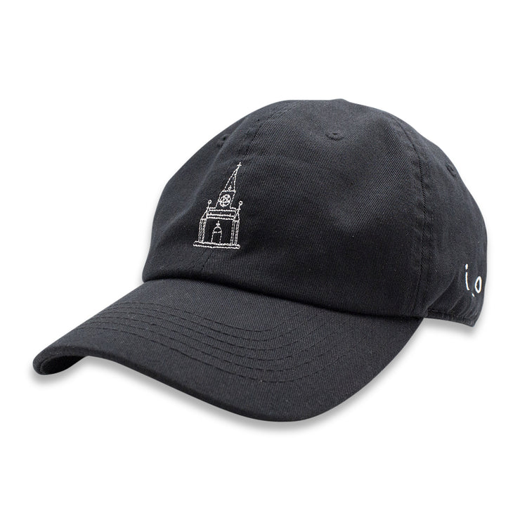 i_o House of God Dad Hat