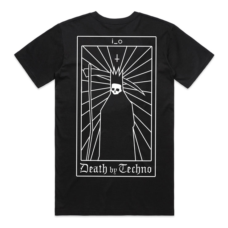 i_o Death by Techno Tee