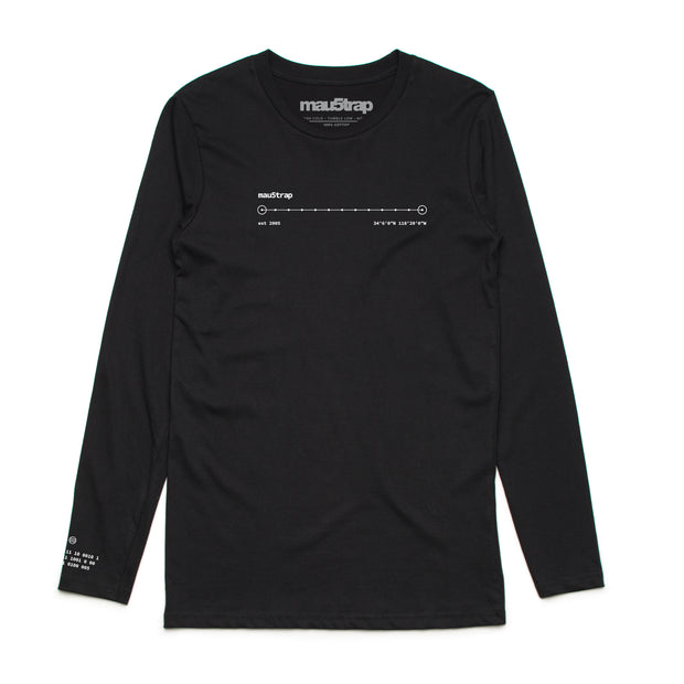mau5trap code long sleeve